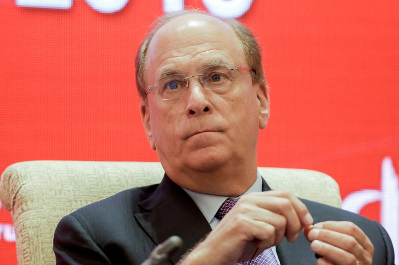 BlackRock's Fink says investors demand sustainable strategies